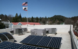 City Hall's 29.3kW System